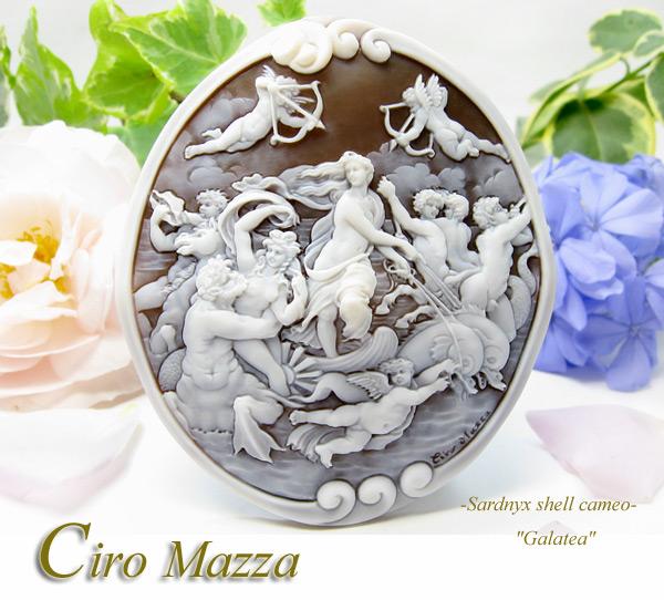 Работа современного мастера-виртуоза Ciro Mazza - одного из самых высокооплачиваемых резчиков в мире